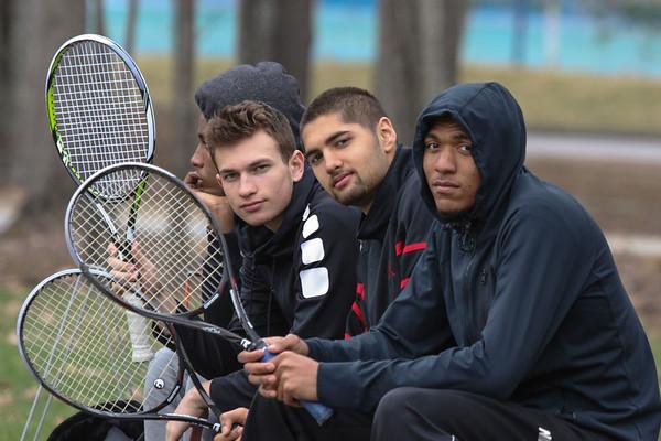 Boys' JV Tennis vs. Proctor | April 19