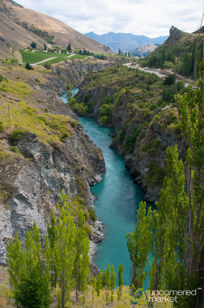 Chard Farm Vineyards and Gorge - Queenstown, New Zealand