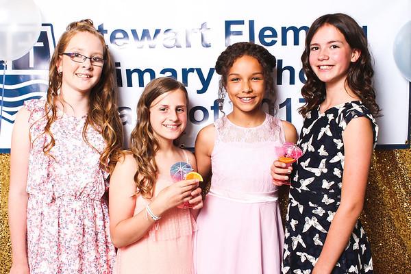 Stewart Fleming School leavers party