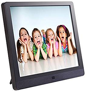 Smart Picture Frame with Wi-Fi.