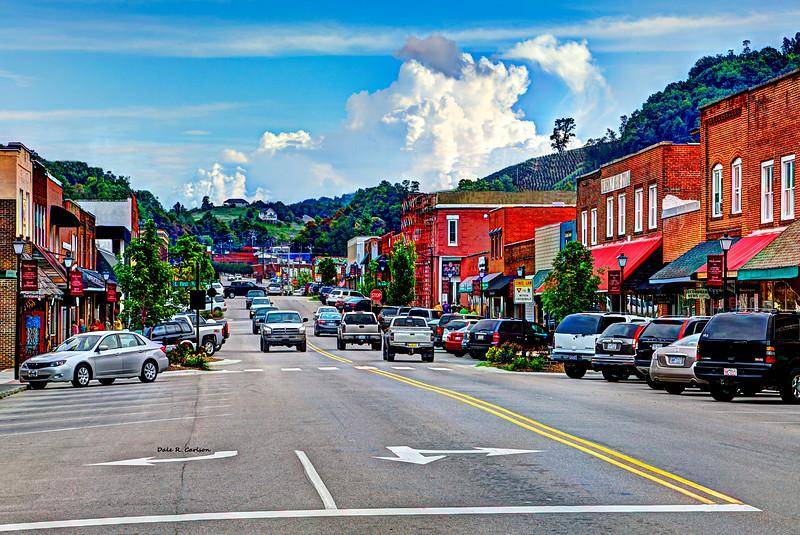 West Jefferson Streetscape