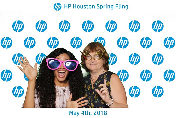 5.4.18 HP Houston Spring Fling