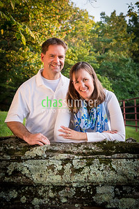 The Julie & Stuart Logan Family
