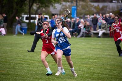Girls Lacrosse vs Montrose School (May 15, 2019)