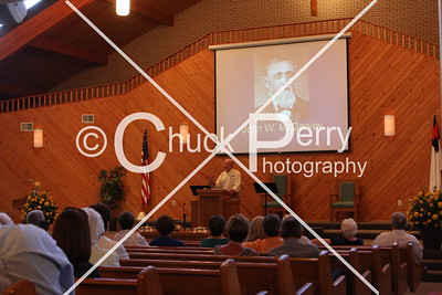 2010 Tollesboro Christian 150th Anniversary