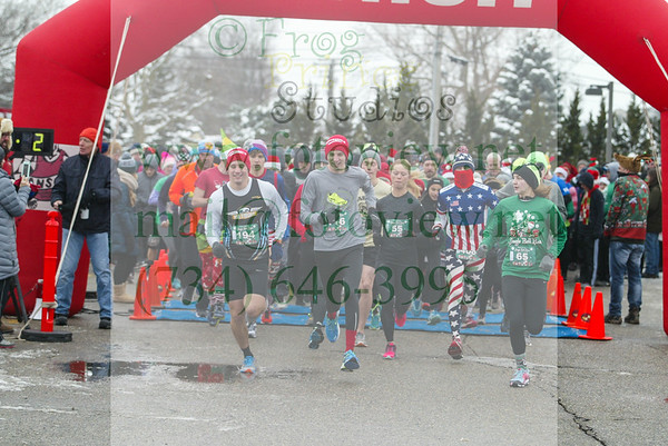 Shelby Twp Jingle Bell 5k 17 Dec 2017
