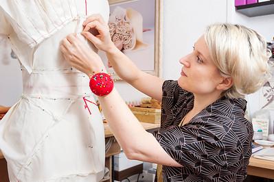 Marie Labarelle - créatrice de mode et de textiles lents