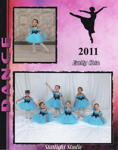 June 8 2011 - Emily Dance Recital