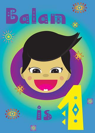 Balam's Birthday