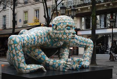 London/Paris November 2008