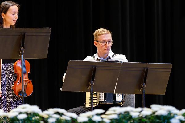 Whitman Graduation 2017