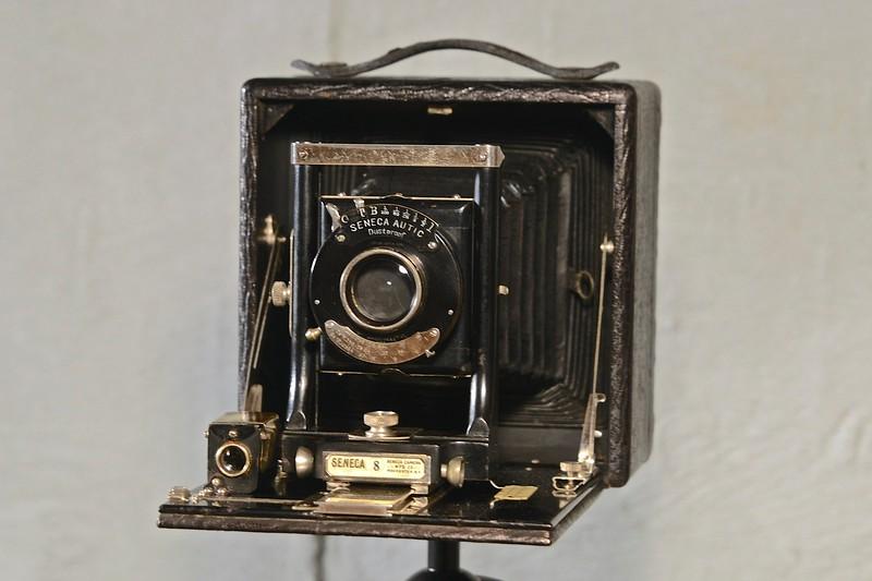 Seneca 8 4x5 ~ 1910
