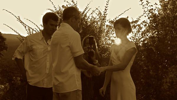 Jane and Brady Got Married