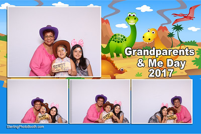 Grandparents and Me Day