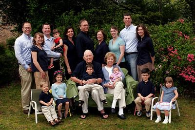 Grampa Bradley's 90th