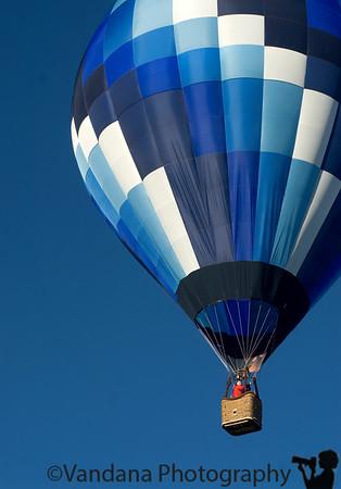 Albuquerque Balloon Fiesta 2007