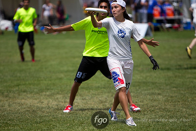 US Open Ultimate Championships - Day 3 - 7-7-12