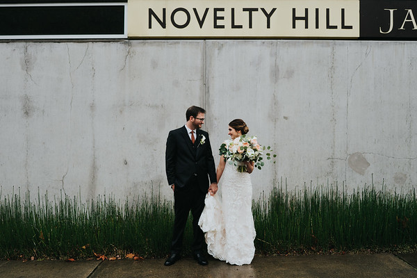 Kristin + Bradford's Wedding Day