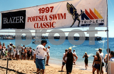 18 Jan 1997 Portsea swim Classic