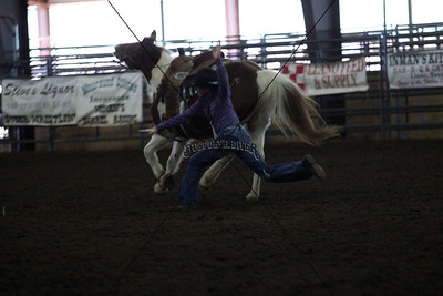 8-11 Girls Goat Tying 12-15-13