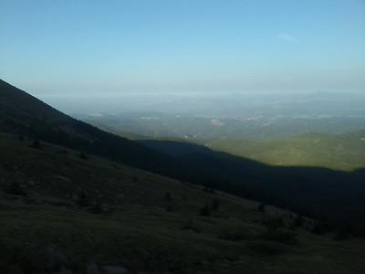 Hike to Pikes Peak