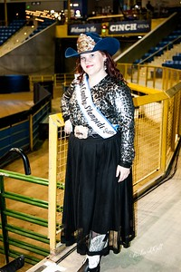 Rodeo Royalty Candid Pics