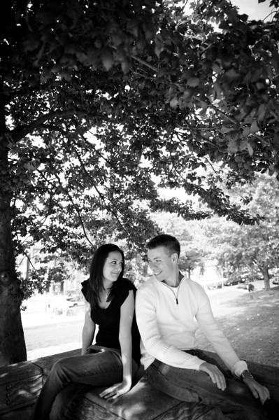 Engagement Nitarah and Cory