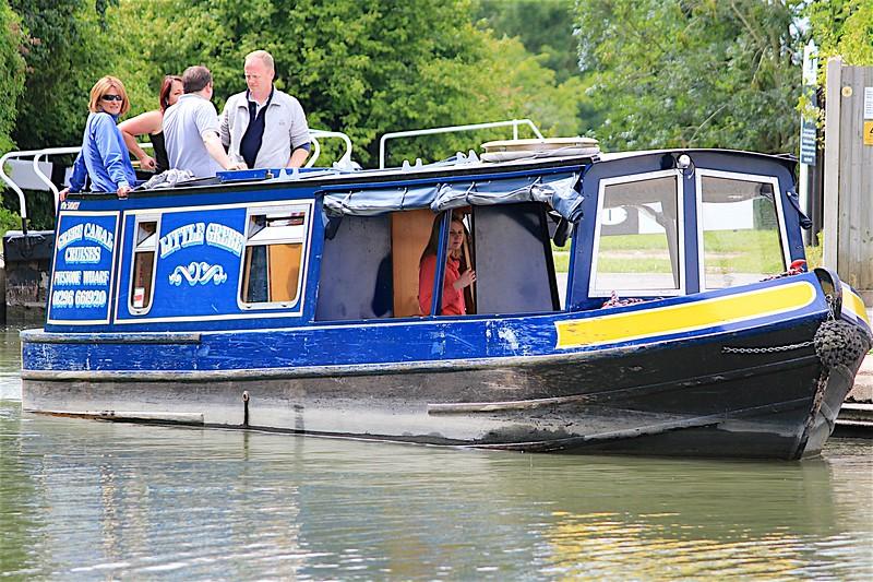 Trip Boat Marsworth