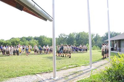 Camp Brady Saunders - WEBELOS 1 Camp