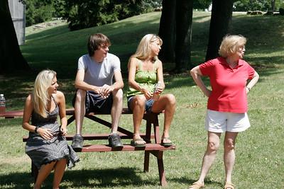 2005-07-26 Eagle Point Park Family Reunion