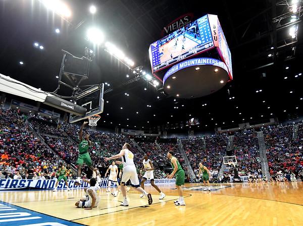3.18.18 Men's Basketball-NCAA tournament v. WVU