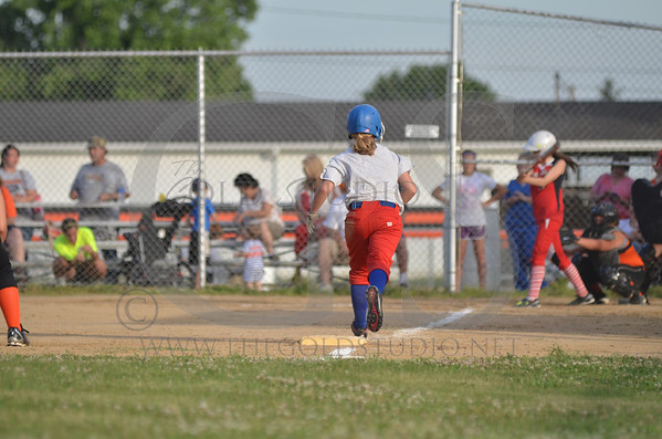 RH red vs Ironton (sands) SB 6-5-2014