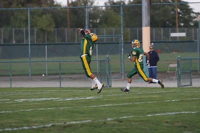 Freshman vs Lodi Game 1 October 6