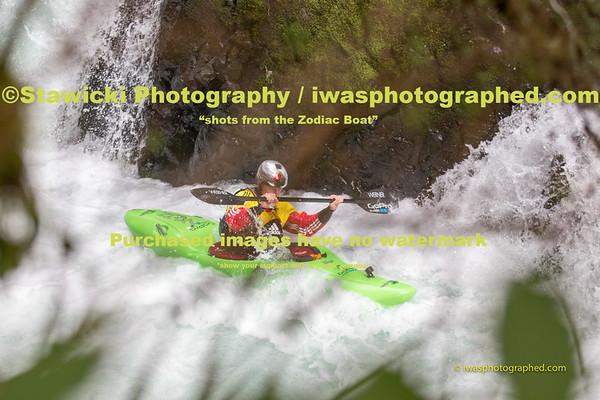 Spirit Falls Kayakers March 28, 2015.