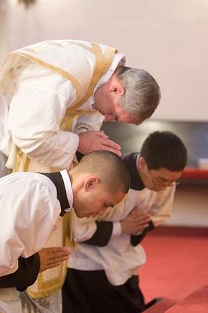 Fr. Moreau Anniversary Mass 10/06/2008