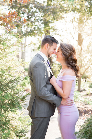 Megan and Michael Engagement Photos 2021