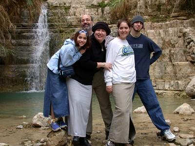 Israel Trip - December 2002 (Kayla's Bat Mitzvah)