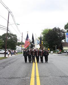 Saddle Brook 100th Anniversary Parade 9-24-11