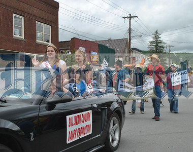 Livingston-Manor Trout Parade 2013