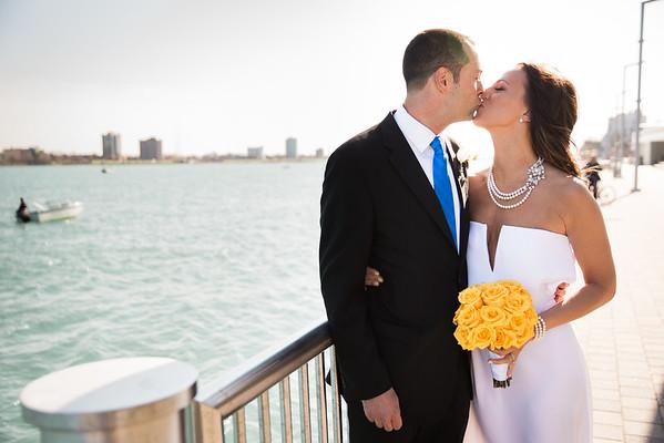 Renee + Mike Wedding