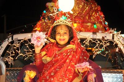 Diwali Motorcade 2010
