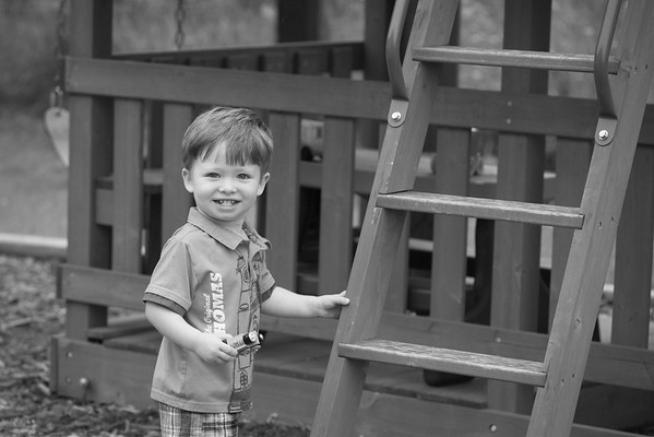 Blaise Garrison - 2 Year Old