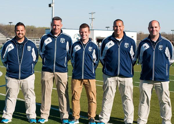 2014 Bartlesville Soccer Coaches