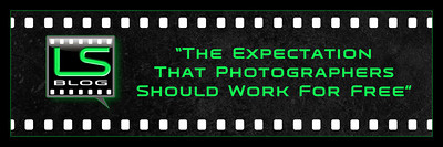 The Expectation that Photographers Should Work for Free
