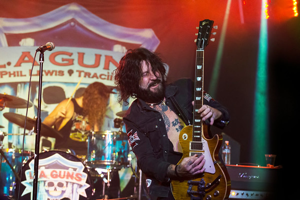 L.A. Guns, Whisky a Go Go 3-3-17