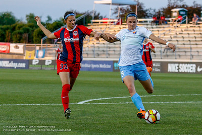 Washington Spirit v Sky Blue (23 May 2018)