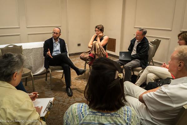 2019-04-29 Talk by Rabbi Daniel Roth