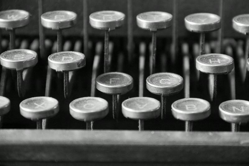 typewriter-1, The Goat Farm