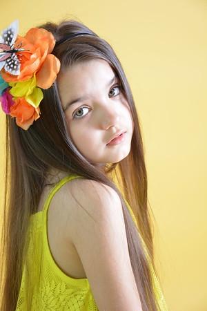 Summer in Yellow - Dani Geddes