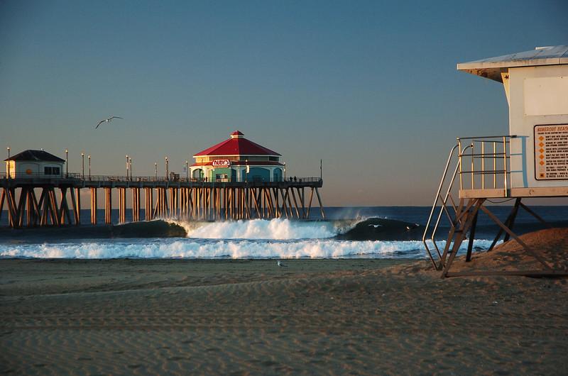 Summer Morning Huntington Beach Pier.jpg